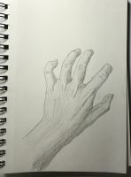 Hand by Johnathin801
