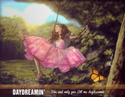 Ariana Grande  - Daydreamin' by jardc87