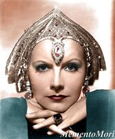 Greta Garbo in Mata Hari by M3ment0M0ri