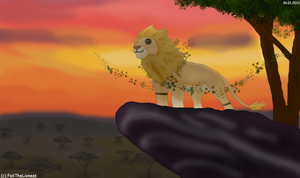 Spirit lives in us - contest prize by M-WingedLioness
