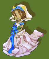 wedding nepeta by milkybee