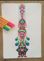Oh so colorful by SofieRogers