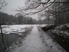 snowy water 4 by harrietbaxter