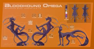 Bloodhound Omega - Character Sheet by BloodhoundOmega