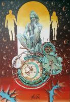 Clock of Destiny by Ishyndar