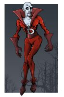 D is for Deadman by MachSabre