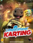 Little Big Planet Karting Promotional Poster by acdramon