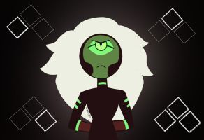 Steven Universe centipeetle before the corruption by catdog1123