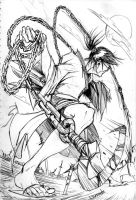 Blade of the Immortal by Merrk