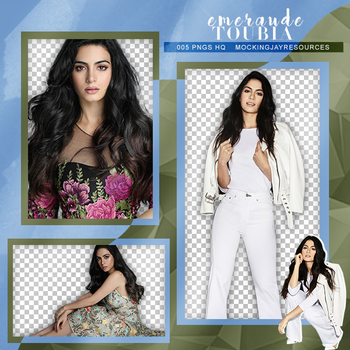 Pack Png: Emeraude Toubia #457 by MockingjayResources