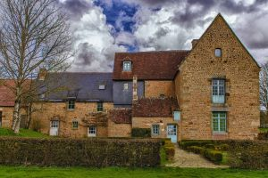 house Carrouge Orne France by hubert61