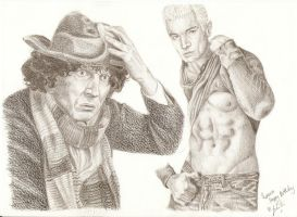 Marsters and Baker by juliette-nichole