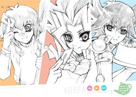 YGO Contributed Poster no2 by Moondogla