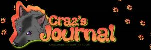 Craz's Journal Header by Crazdude