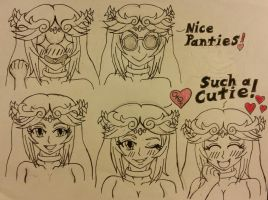 Palutena expressions by dcb2art