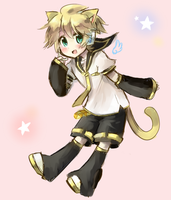 did someone say neko shota by JuiceBox-Tea