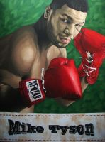 Mike Tyson by ArtIsLife88