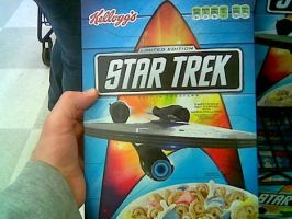Trekkie Charms Cereal by Carthoris