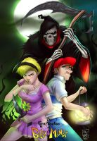 the grim adventures of Billy And Mandy by artnerdx