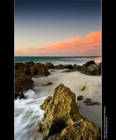 Quinns Beach by Furiousxr