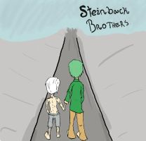 Steinback Brothers :My Brother: by Pokefanforever6