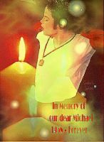 In Memory of our dear Michael by syah-mj