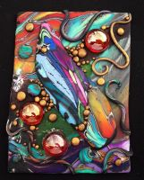 Butterfly Wing ACEO by MandarinMoon