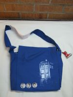 My Tardis Satchel by Raechi-Cherie