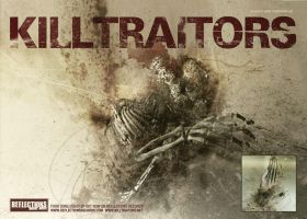 killtraitors poster by damnengine