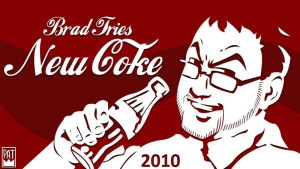 Brad Tries New Coke by Pyrotech07