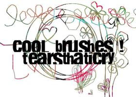 Cool brushes by tearsthaticry