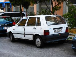1992 Fiat Uno Fire by GladiatorRomanus