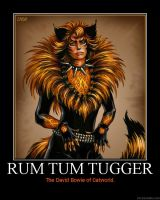 Rum Tum Tugger Motivational by HC-IIIX