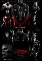 Avengers Style Poster by GeekTruth64