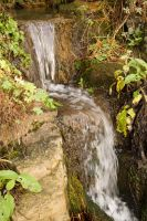 Little Waterfall Preview by joannastar-stock
