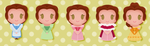 :Free to use Pagedolls - Belle: by SummersWorld