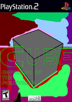 Cube Defender of the polyverse by JBCFenix