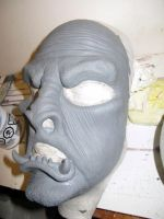 2011 ork2:silicone prosthesisc by damocles-shop