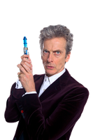 12th Doctor With New Sonic Screwdriver Render #2 by PietroRock