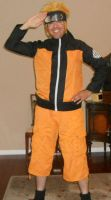 Naruto cosplay 2 by IronCobraAM