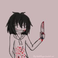 Jeff The Killer by Dashi02Kagami