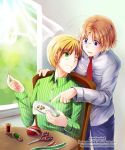 Hetalia- A Fair Afternoon by FrozenSeashell