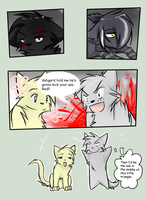 CH1: Paper Stars page 1 by Graywolf923