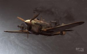 Ratrace P40 by AlexGuinness