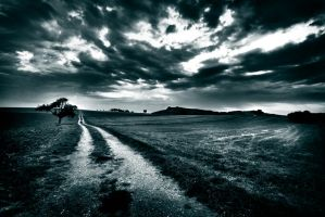 Storm Cloud Morning by DREAMCA7CHER