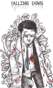 SPN: Falling Down by Maddiwhoskis