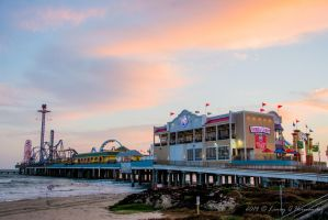 Pleasure Pier by LineyQHernandez