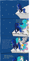 Beloved Little Sister (comic) by floralcloud