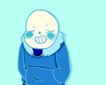 sans. by Chickenfluffle