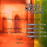 10 days from Morocco by savianty